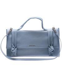 Orciani - Blue Bella Handmade Bag - Lyst
