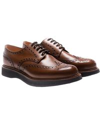 Church's - Tewin Derby Shoes - Lyst