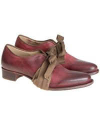 Cherevichkiotvichki - Leather Shoes - Lyst