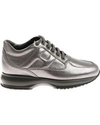 Hogan - Dark Gray Interactive Sneaker - Lyst