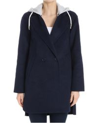 Tommy Hilfiger - Double-breasted Coat - Lyst