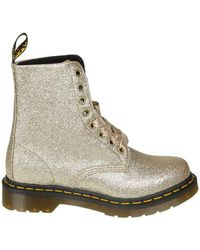 Dr. Martens - Golden 1460 Pascal Ankle Boots - Lyst