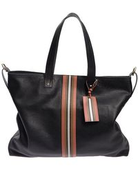 Valentino - Hammered Leather Bag - Lyst