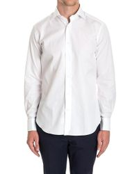 Truzzi - Cotton Shirt - Lyst