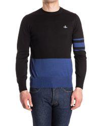 Vivienne Westwood - Roundneck Sweater - Lyst
