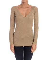 Ki6? Who Are You? - Viscose Jumper - Lyst