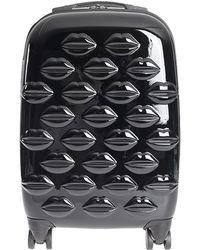 Lulu Guinness - Lips Spinner Small Trolley - Lyst