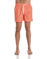 Fedeli - Madeira Airstop Swimsuit - Lyst