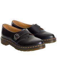 Dr. Martens - Agnes Leather Shoes - Lyst
