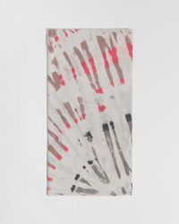 Raquel Allegra - White Mountain Convertible Scarf - Lyst