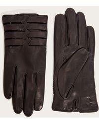 Frye - Women's Woven Leather Glove - Lyst