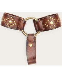 Frye - Removable Studded Harness - Lyst