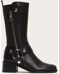 Frye - Modern Harness Tall - Lyst