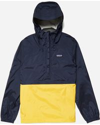 Patagonia - Torrentshell Pullover Jacket - Lyst