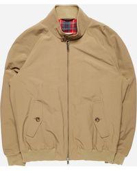 Baracuta - G9 Original Jacket - Lyst