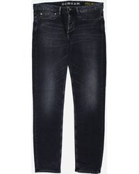 Barbour - Washed Razor Jean - Lyst