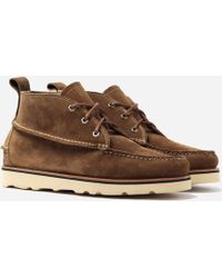 a07a9d64518 Wolverine Apprentice Wedge Boot Tan Leather in Brown for Men - Lyst