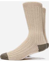 Universal Works - Simple Socks - Lyst