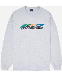 Manastash - Colour Scheme Ls T-shirt - Lyst