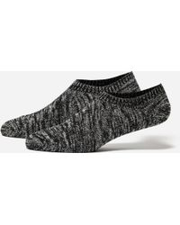 Anonymous Ism - Boucle Shoe Socks - Lyst