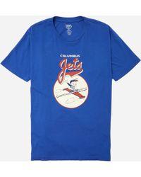 Ebbets Field Flannels - Columbus Jets 1961 T-shirt - Lyst
