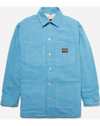 Stan Ray - Lined Shop Jacket - Lyst