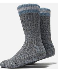 Universal Works - Everyday Stripe Sock - Lyst