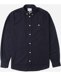 Norse Projects - Norse Porjects Anton Oxford Shirt - Lyst