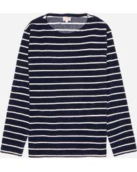 Armor Lux | 75175 Sailor Sweatshirt | Lyst