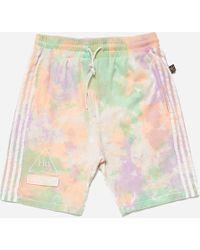 adidas Originals - Hu Holi Shorts - Lyst