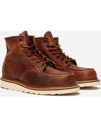 Red Wing - 1907 Moc Toe Boot - Lyst