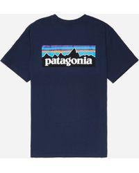Patagonia - P-6 Responsibili T-shirt - Lyst