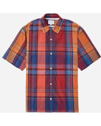 Norse Projects - Carsten Check Shirt - Lyst