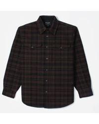 Filson Beartooth Jac Shirt - Brown