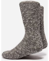 Norse Projects - Ebbe Thick Wool Socks - Lyst
