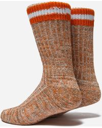 Universal Works - Everyday Stripe Sock - Lyst