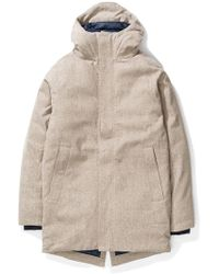 Norse Projects - Rokkvi 4.0 Waterproof Wool Utility Khaki - Lyst