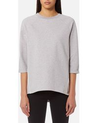 Maison Scotch - Club Nomade Clean Sweatshirt - Lyst