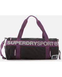 Superdry - Fitness Barrel Bag - Lyst