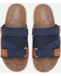 185d9d2dae1 Lyst - TOMS Moreno Sandals in Brown for Men