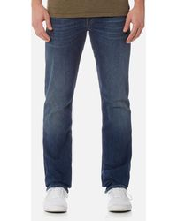 7 For All Mankind - Slimmy Denim Jeans - Lyst