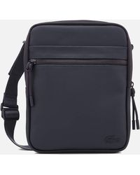 Lacoste - L.12.12 Concept M Flat Crossover Bag - Lyst