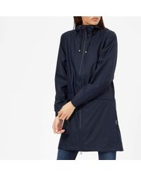 Rains - W Coat - Lyst
