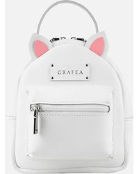 Grafea - Mini Zippy Kitty Backpack - Lyst
