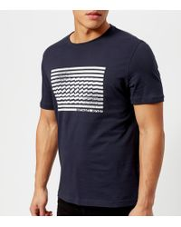 Michael Kors - Do The Wave Short Sleeve Graphic T-shirt - Lyst