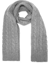 SELECTED - Croft Scarf - Lyst