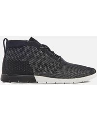 UGG - Freamon Hyperweave Treadlite Mid Trainers - Lyst
