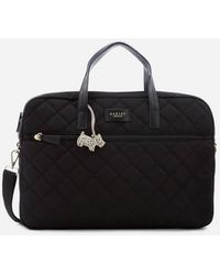 Radley Hilly Fields Large Laptop Multiway Bag - Black