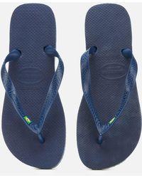 1b2290c9f Havaianas Mexico Flip Flops in Green for Men - Lyst