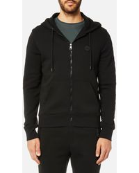 Michael Kors - Fleece Logo Hoody - Lyst